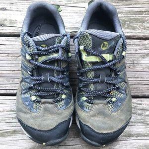 Merrell Vibram Hiking Shoes Sz 7